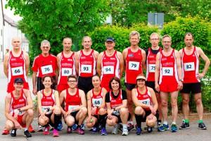 Niederbayerische Meisterschaft 10 km 14
