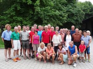 TeilnehmerHelferWaldlaufmeisterschaft