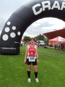 Marion Krautloher Silva Nortica Run 2016