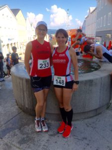 Von links: Karin Dannerbeck, Marion Krautloher