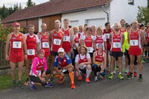 Ein Großteil der Läufer des LVR Geiselhöring